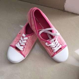 Sepatu Tommy Hilfinger (authentic)
