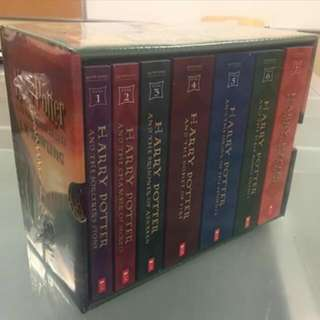 NEW: Harry Potter Complete Book Series