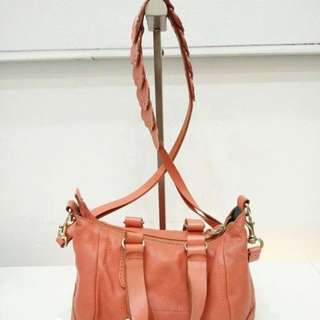AUTHENTIC SEE BY CHLOE LEATHER BAG