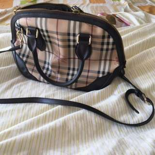 Burberry Prorsum Satchel