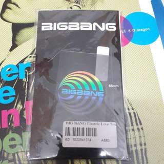 Bigbang Electric Love Tour Handphone Protector 1pc