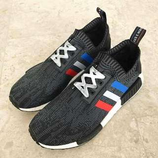 LaceOff on NMDs R1 & PK
