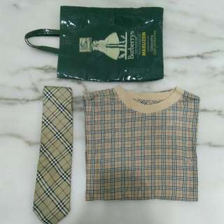 Burberry London Made In England