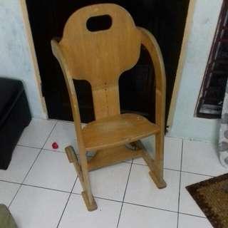 Adjustable Kid's Chair