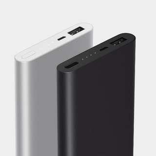 Xiaomi 10000mAh Mi Power Bank 2