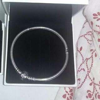 Pandora Bracelet And Charm On The Other Picture