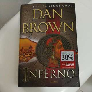 Hardcover: Inferno by Dan Brown