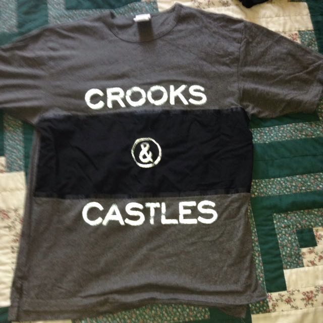 2 Crooks And Castle Shirts
