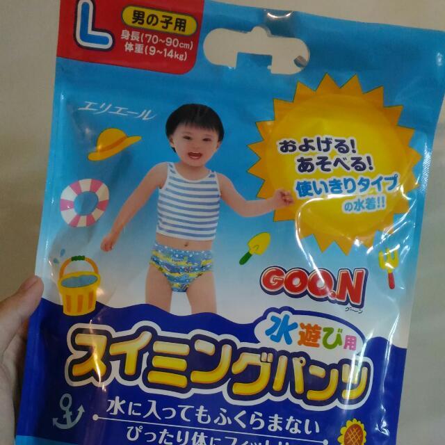 寶寶游泳尿布