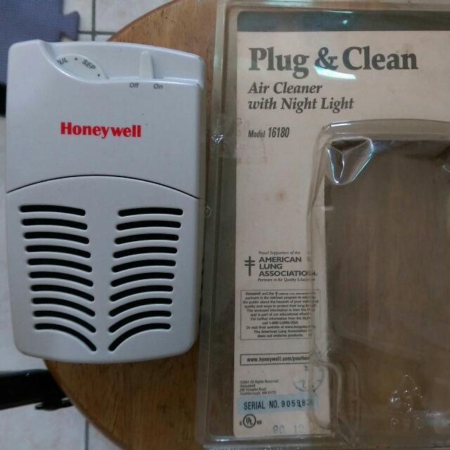 小型 Honeywell空氣清淨機  台灣製造#交換最划算
