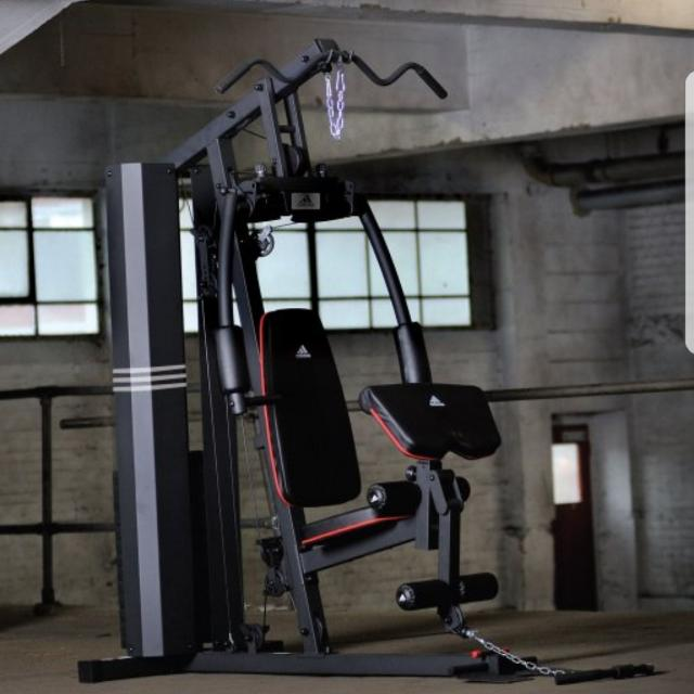 Adidas home gym sports sports & games equipment on carousell