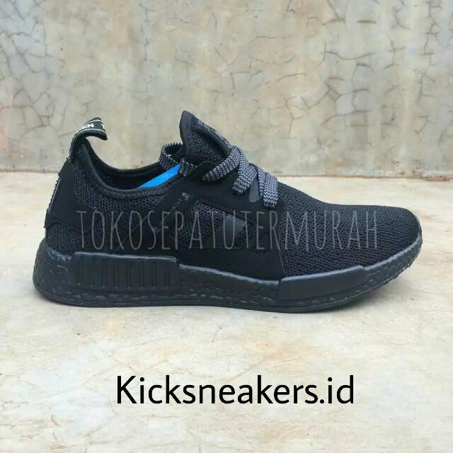 Adidas NMD XR1 Mastermind Full Black