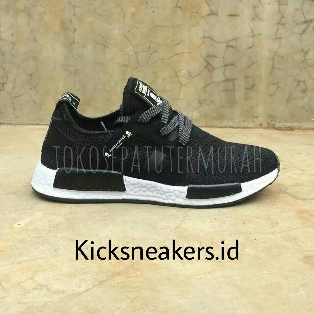 Adidas XR1 Mastermind Black White