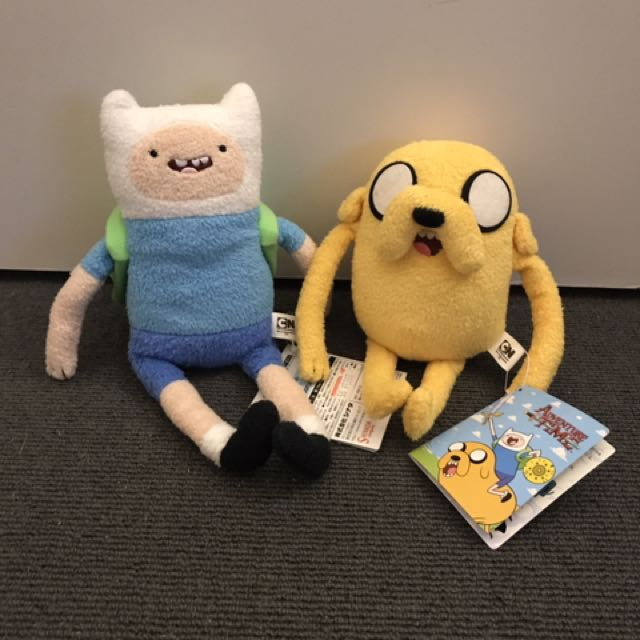 Adventure Time Jake And Finn