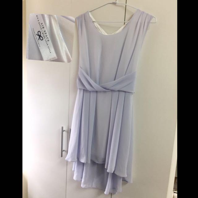 AIR space 雪紡洋裝