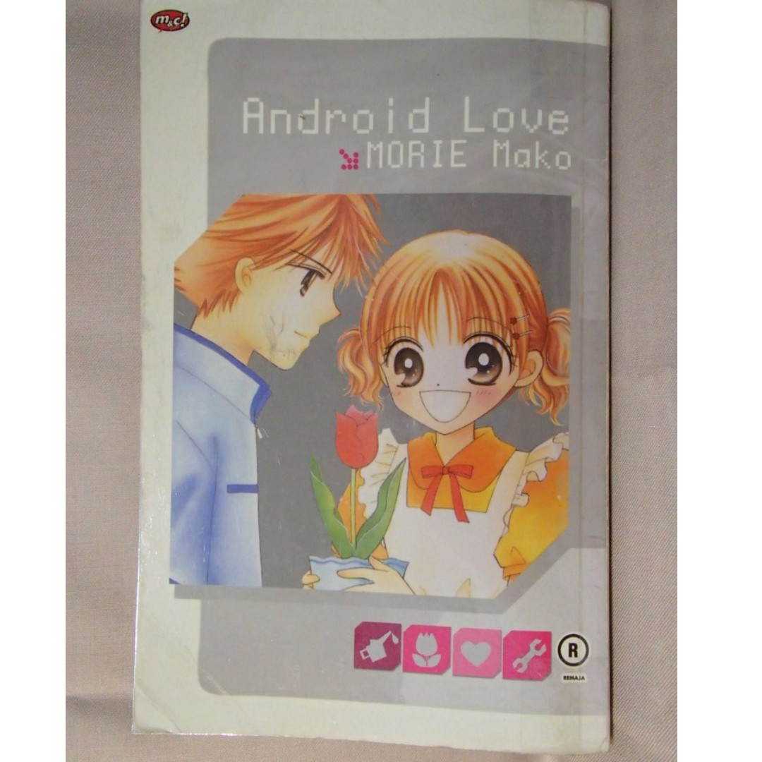 Android Love - Morie Mako