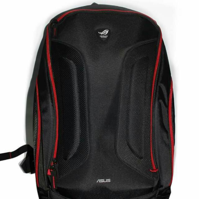 ASUS ROG (Republic of Gamers) Shuttle ll 17inch Laptop Backpack