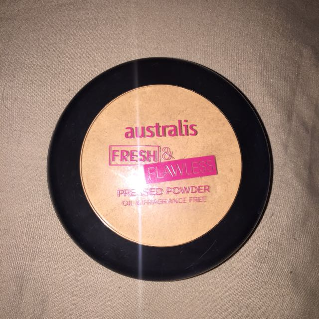 Australis Fresh And Flawless Powder