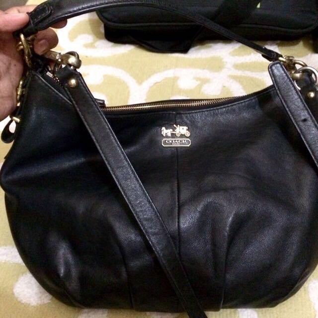 Coach Authentic Leather Bag
