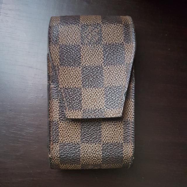Authentic LV cigarette Holder