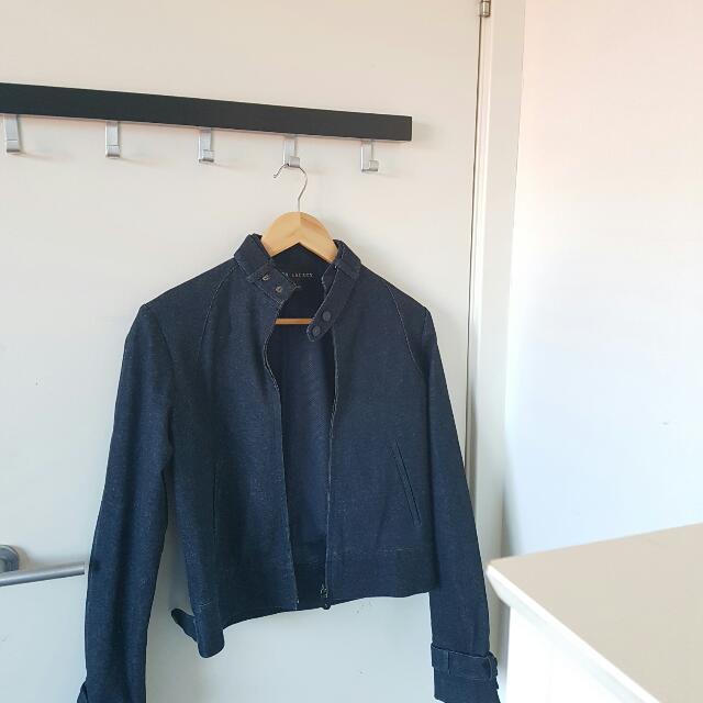 Authentic Ralph Lauren Denim Jacket