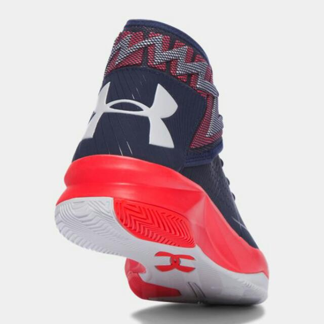 purchase cheap 12b3b 8e5a0 Authentic Timed Sale (USA) Under Armour Rocket 2 Basketball Shoes PO