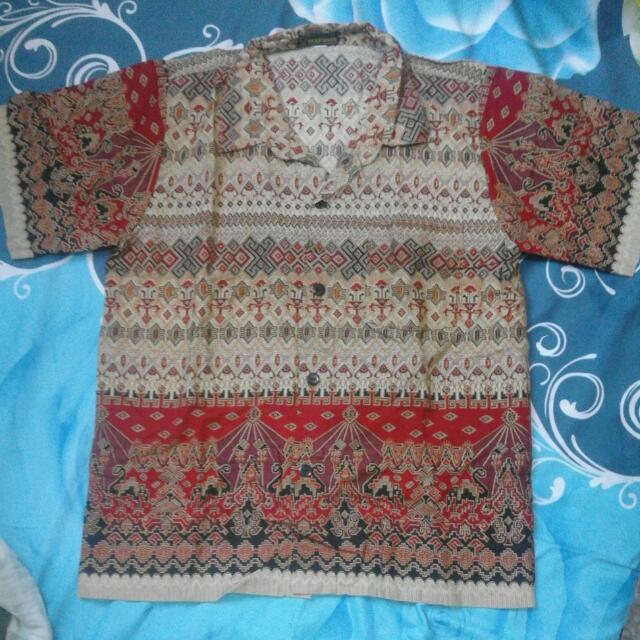 Baju Batik Anak Nomor 10