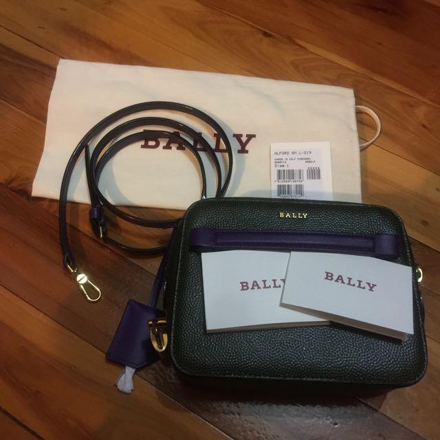 Bally Small Carry Bag