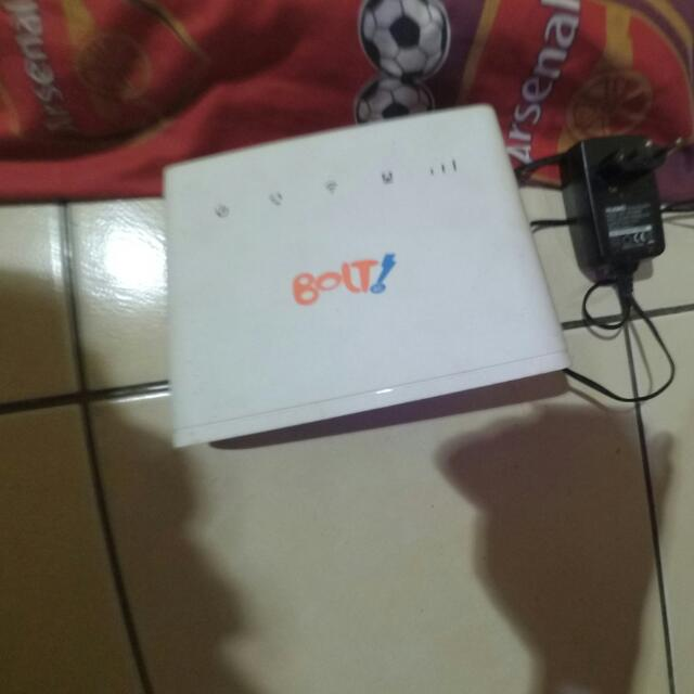 Bolt Router