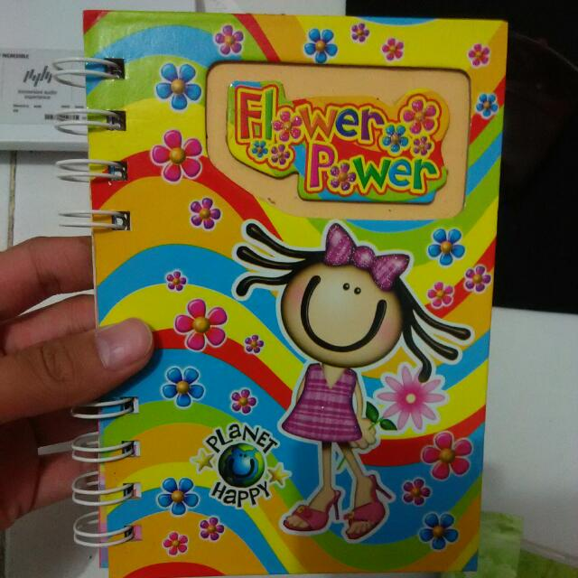 #tisgratis Buku Diary