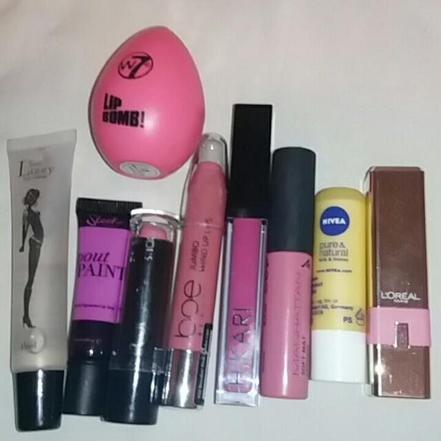 Bulk lipstick And Lip Balm