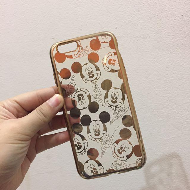Casing Iphone 6 - Mickey