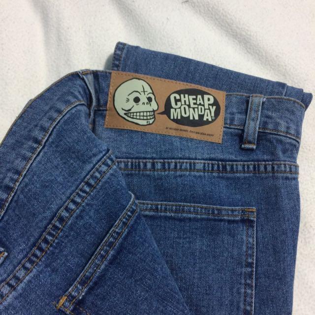 CHEAP MONDAY - demin Jeans