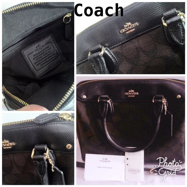 Coach Bennet Mini Hand Bag
