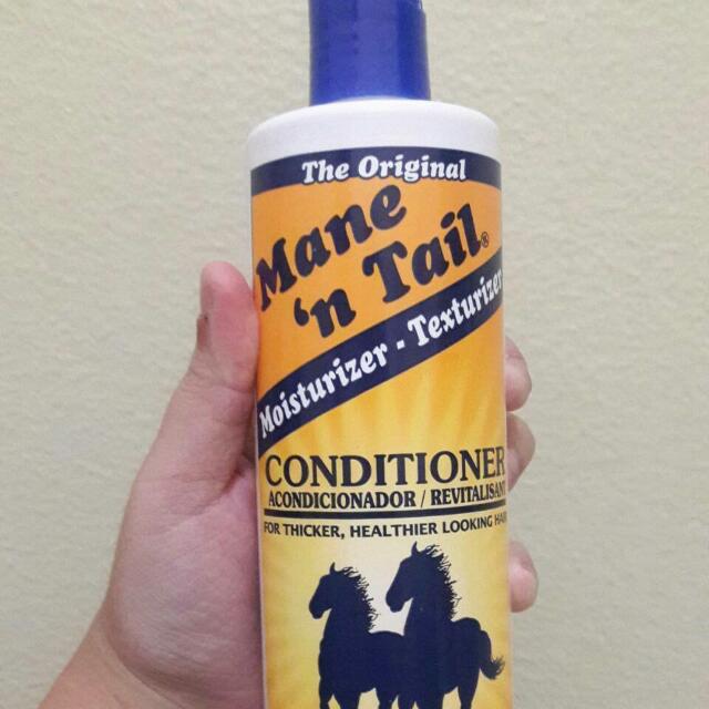 Conditioner Mane n' Tail