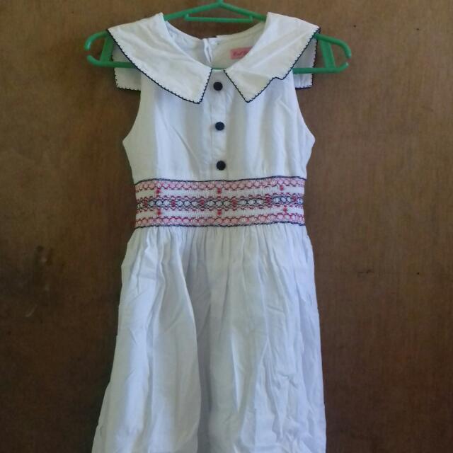 Cool Girl White Dress