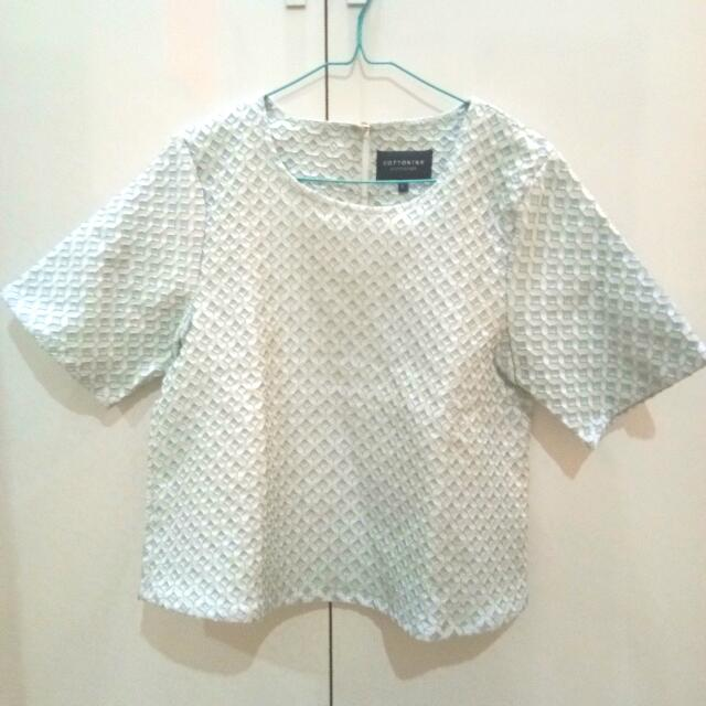 Cotton Ink Blouse