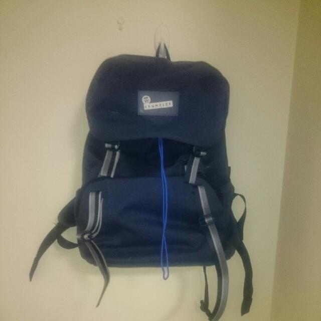 Crumpler Waterproof Canvas Backpack