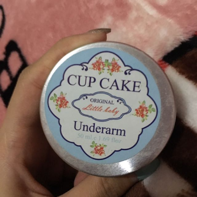 Cupcake Underarm Original Little Baby