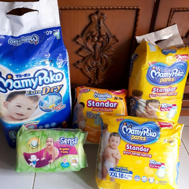 Diapers Mamy Pokok