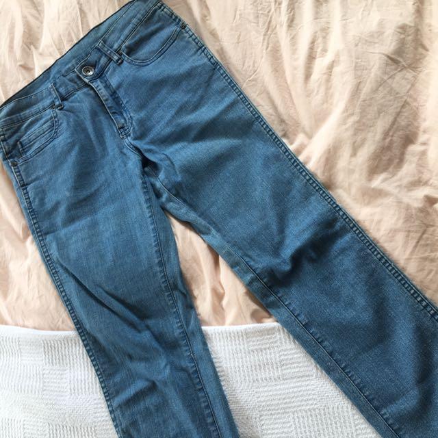Dr Denim Straight Leg Jeans