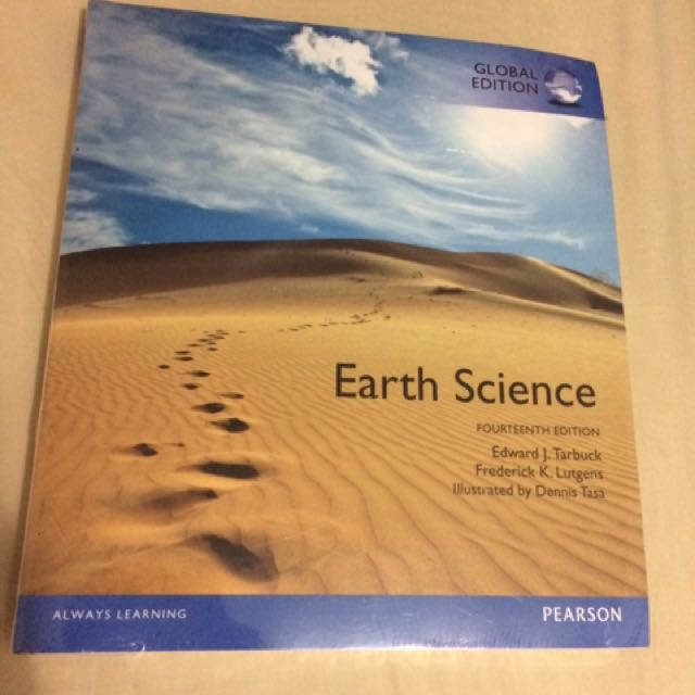 Earth Science: Global/Fourteenth Edition NEW
