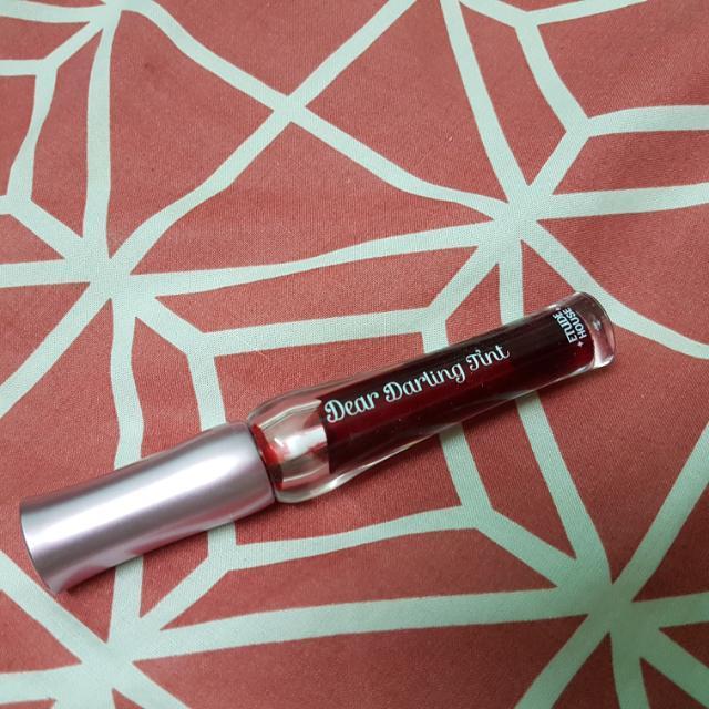 Etude Dear Darling Lip Tint - 02 Real Red