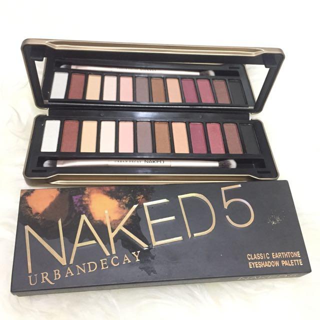 Eyeshadow Naked5