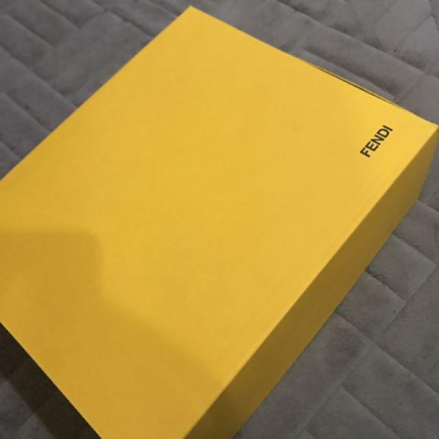 FENDI AUTHENTIC BOX