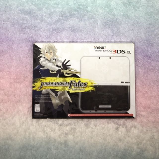 Fire Emblem: Fates special limited edition New Nintendo 3DS XL