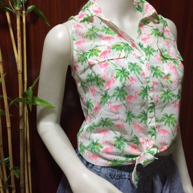 Flamingo. Never Used. Size S-M