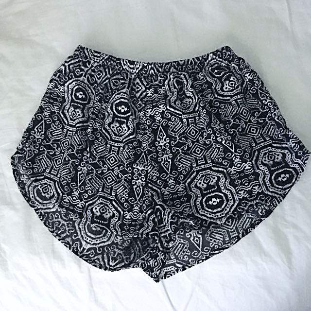 Flowy/Loose Fitting Shorts