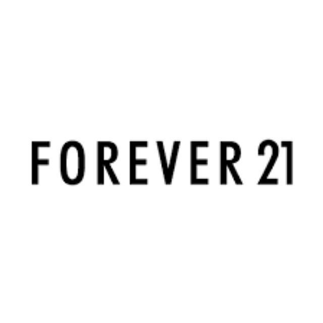 FOREVER21 white shirt lace black