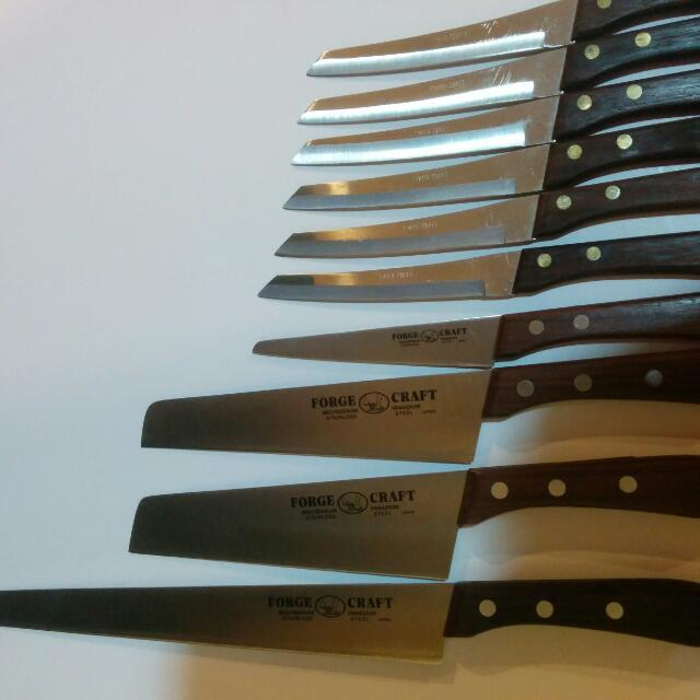 Forge Craft Knives